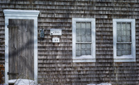 Winter at the 1700 House,Dennis,Cape Cod